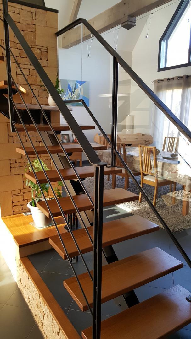 Tous nos types d\'escaliers et de garde-corps | Sarlat-la-Canéda ...